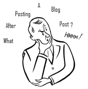 What-after-posting-a-blog-post
